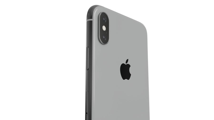 iPhone royalty-free 3d model - Preview no. 7