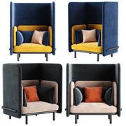 Buzzi Spark椅子 3d model