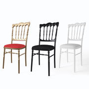 Napoleon Chair 3d model