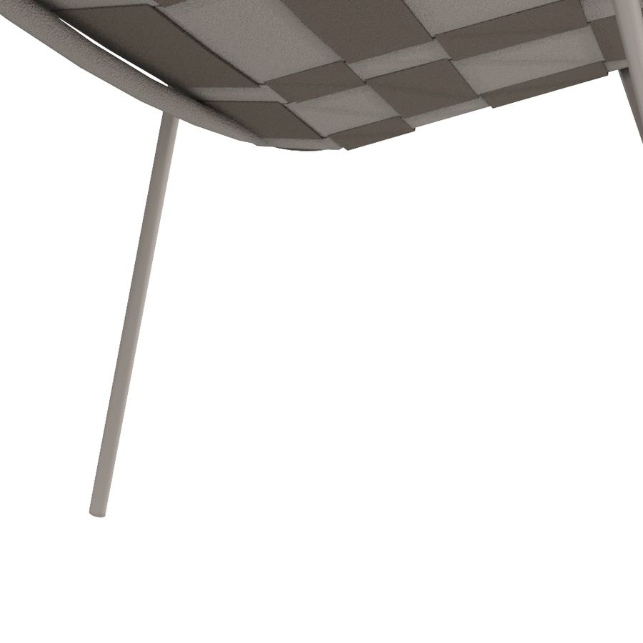 Chair Amado Tidelli royalty-free 3d model - Preview no. 12