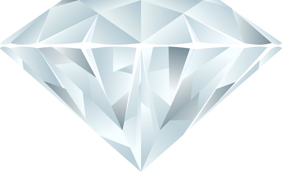 beautiful diamond royalty-free 3d model - Preview no. 16