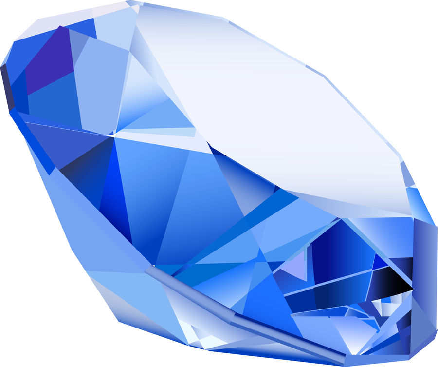 beautiful diamond royalty-free 3d model - Preview no. 5
