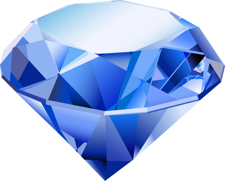 beautiful diamond royalty-free 3d model - Preview no. 6