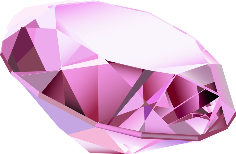 beautiful diamond royalty-free 3d model - Preview no. 8
