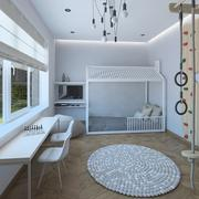 Wonderful room for an active boy 3d model