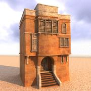 Arabian house tavern 3d model