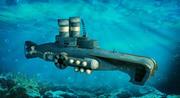 sous-marin 3d model