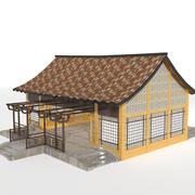 village school 3d model