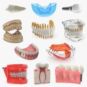 Dental Collection 4 3d model