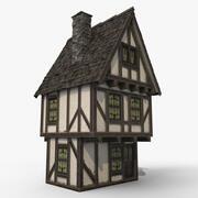 Casa Fantasía modelo 3d