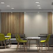 Bekleme Odası ve Koridor 3d model
