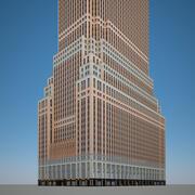 摩天大楼04 3d model