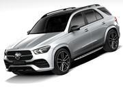 Mercedes GLE AMG 2021 3d model