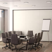 Konferans odası 3d model