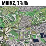 Mainz Germania 3d model