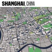 Shanghai, China 3d model
