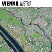 VIenna AUstria 3d model
