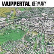 Wuppertal Germania 3d model