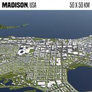 Madison 3d model