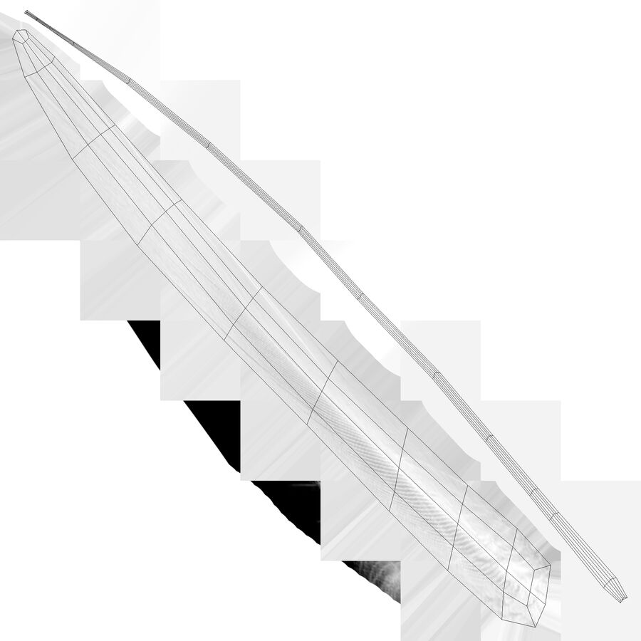 Pegasus royalty-free 3d model - Preview no. 24