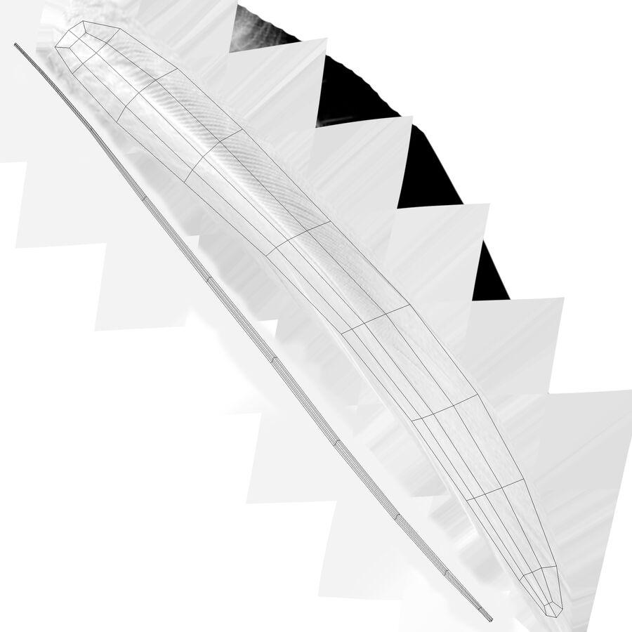 Pegasus royalty-free 3d model - Preview no. 25