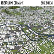 Берлин 3d model