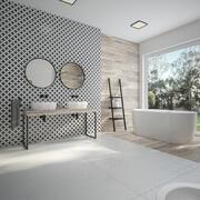 현대적인 욕실 3 3d model