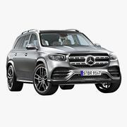 Mercedes-Benz GLS 2020 modelo 3d