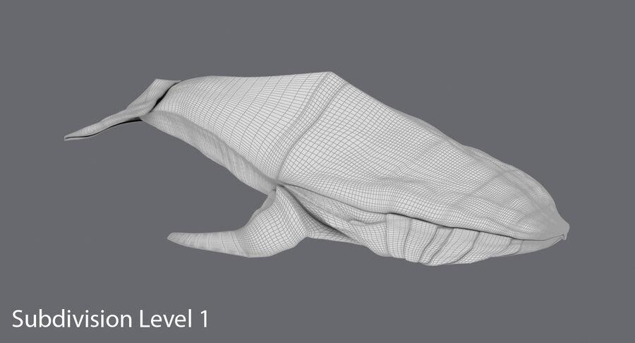Origami djur samling royalty-free 3d model - Preview no. 20