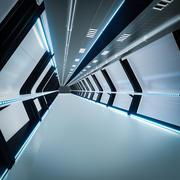 フィクション回廊 3d model