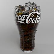 Coca Cola modelo 3d