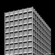 Edificio 01 3d model