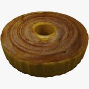 Sponge Cake 3d model