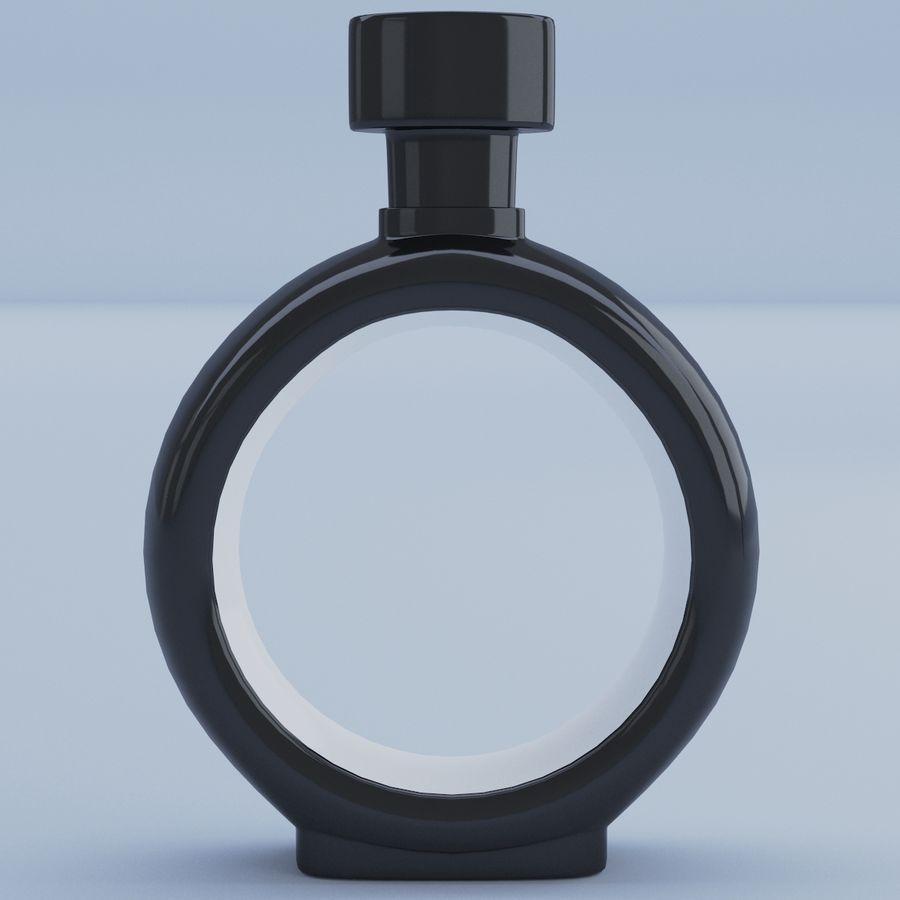 黑色Dec水器玻璃 royalty-free 3d model - Preview no. 3
