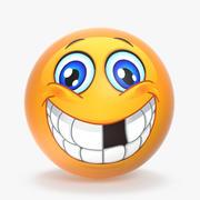 Emoji v006 3d model