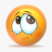 Emoji v007 3d model