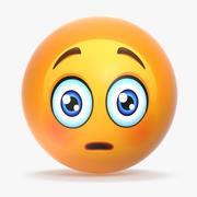 Emoji v008 3d model