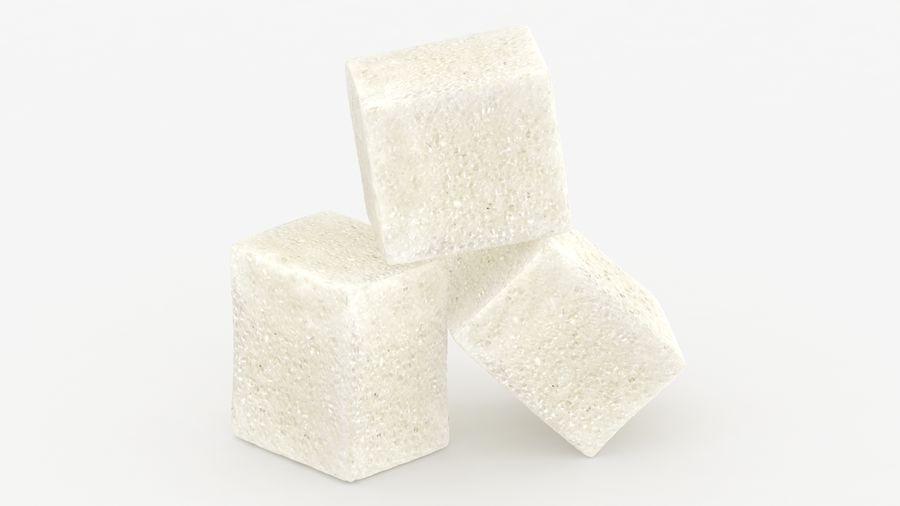 Sugar Cube royalty-free 3d model - Preview no. 9