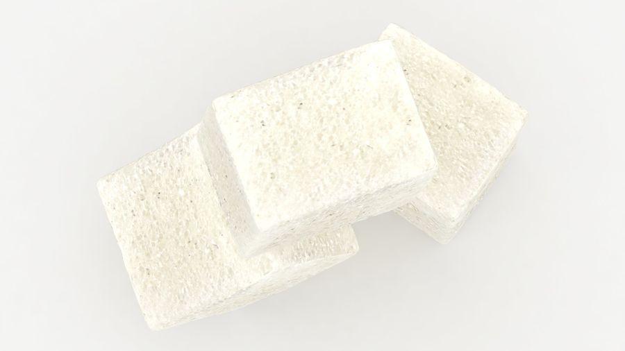 Sugar Cube royalty-free 3d model - Preview no. 13
