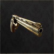 Revolver Big Berta 3d model