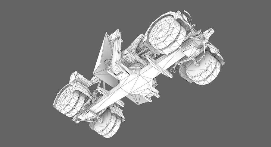Artyleria Flak 88 royalty-free 3d model - Preview no. 11