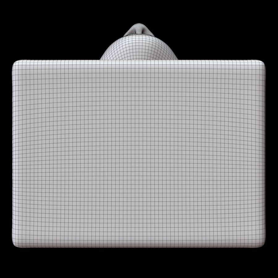 Głowa manekina royalty-free 3d model - Preview no. 19