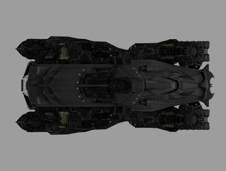 박 배트 모빌 royalty-free 3d model - Preview no. 6