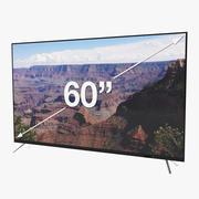 LCD HD TV 3d model