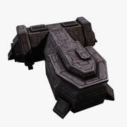 Armory 3d model