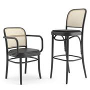 N 811 Hocker autorstwa THONET VIENNA 3d model