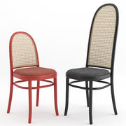 Morris Chairs van Thonet Vienna 3d model