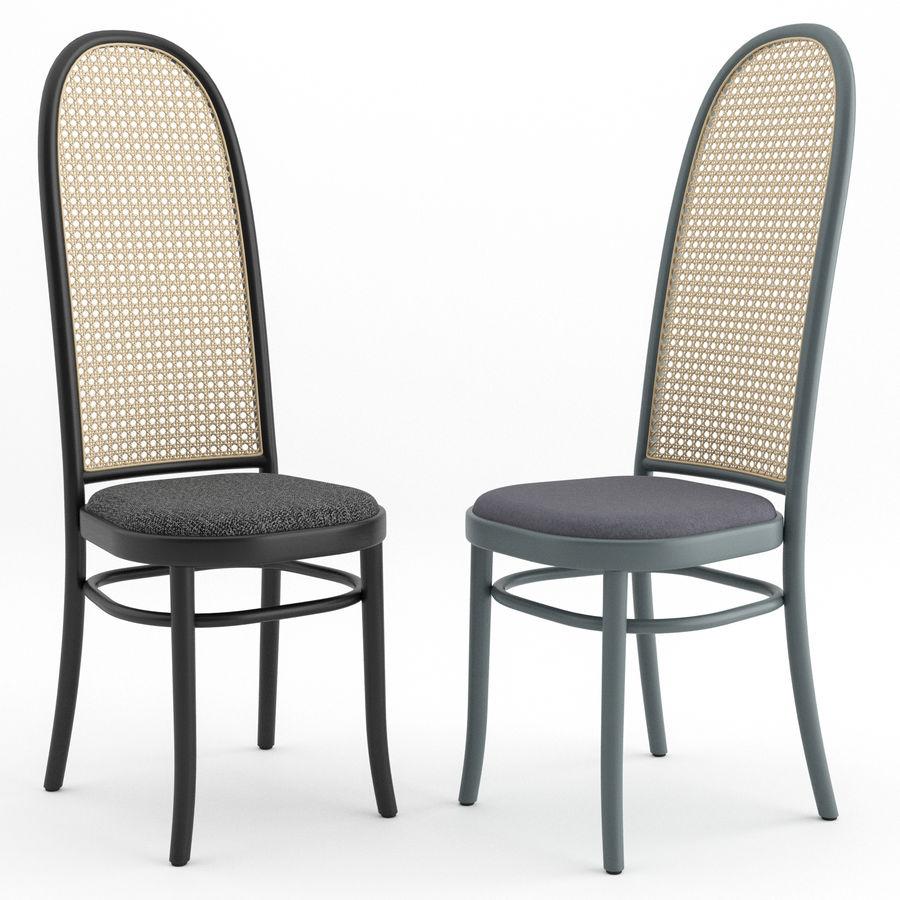 Krzesła Morrisa Thoneta Vienna royalty-free 3d model - Preview no. 4