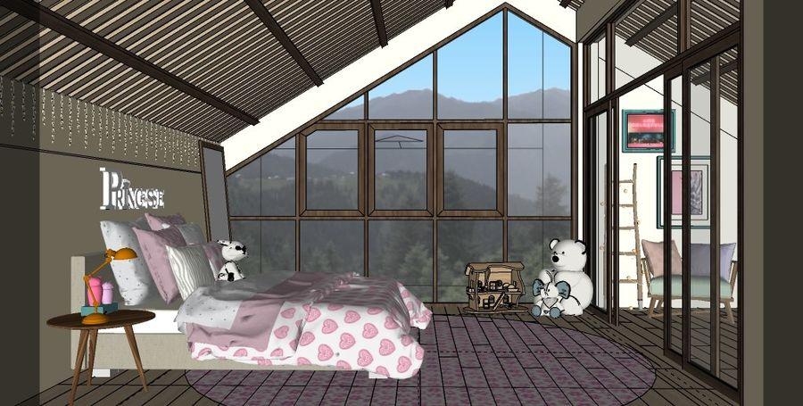 Diseno Dormitorio Nina