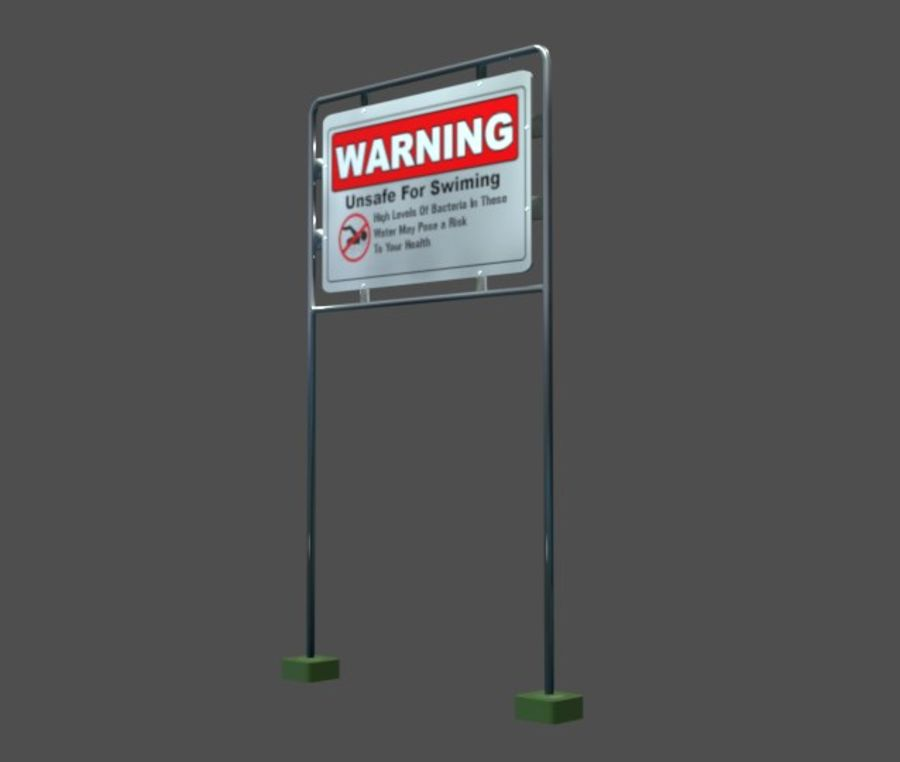 Anttention Board royalty-free 3d model - Preview no. 3